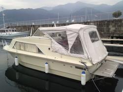 Fyord Cabin 24 Motorboat - Lote 0 (Subasta 5076)