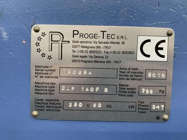 Immagine n. 2 - 1#5083 Rivettatrice automatica Proge-Tec