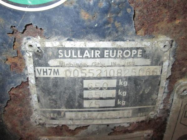 Immagine n. 5 - 10#5085 Compressore carrellato Sullair