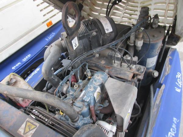 Immagine n. 9 - 10#5085 Compressore carrellato Sullair