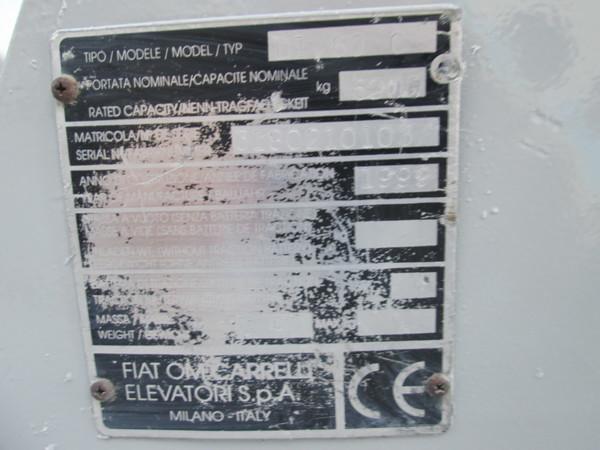 Immagine n. 7 - 11#5085 Carrello elevatore OM