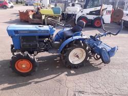 Iseki lawn tractor - Lote 12 (Subasta 5085)