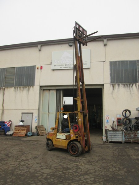 Immagine n. 2 - 13#5085 Carrello elevatore Toyota