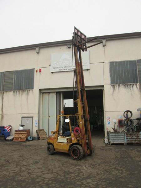 Immagine n. 3 - 13#5085 Carrello elevatore Toyota