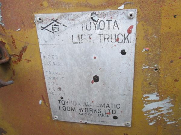 Immagine n. 16 - 13#5085 Carrello elevatore Toyota