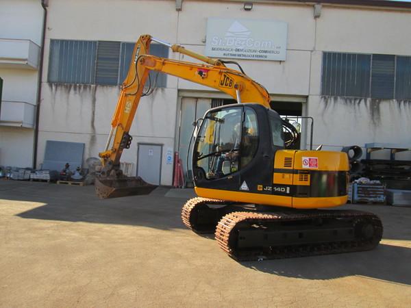 Immagine n. 1 - 15#5085 Escavatore cingolato JCB