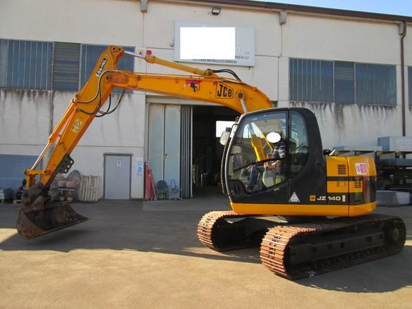 Immagine n. 2 - 15#5085 Escavatore cingolato JCB
