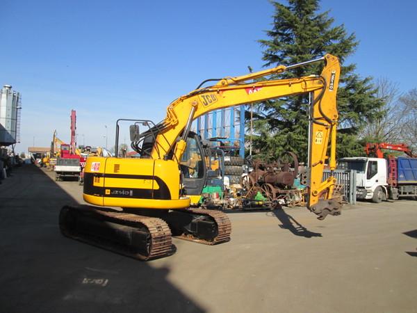 Immagine n. 5 - 15#5085 Escavatore cingolato JCB