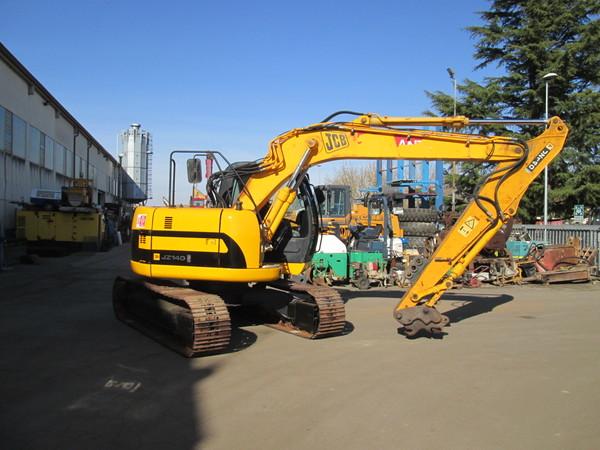 Immagine n. 6 - 15#5085 Escavatore cingolato JCB