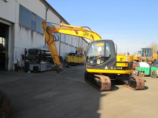 Immagine n. 7 - 15#5085 Escavatore cingolato JCB