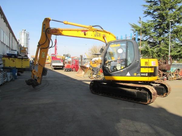 Immagine n. 8 - 15#5085 Escavatore cingolato JCB