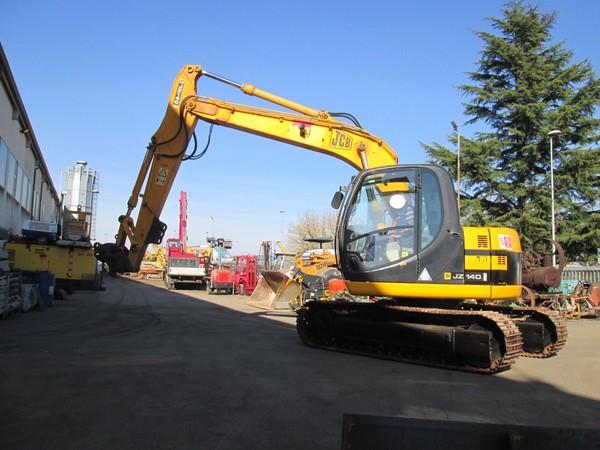 Immagine n. 9 - 15#5085 Escavatore cingolato JCB