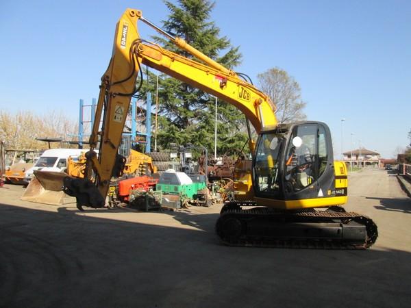 Immagine n. 10 - 15#5085 Escavatore cingolato JCB