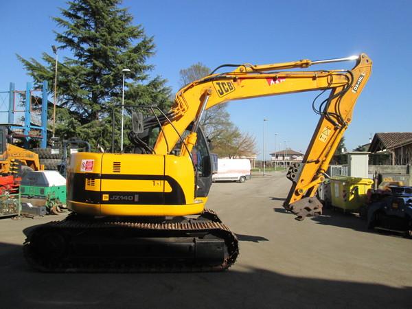 Immagine n. 11 - 15#5085 Escavatore cingolato JCB