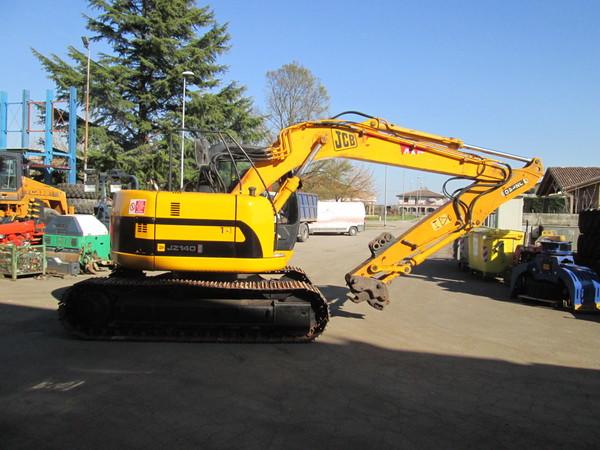 Immagine n. 12 - 15#5085 Escavatore cingolato JCB