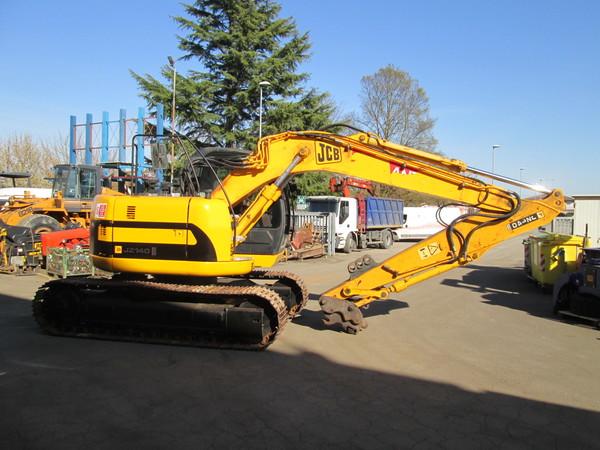 Immagine n. 13 - 15#5085 Escavatore cingolato JCB