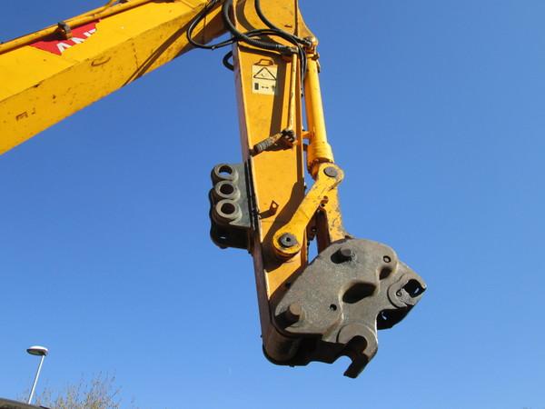 Immagine n. 25 - 15#5085 Escavatore cingolato JCB