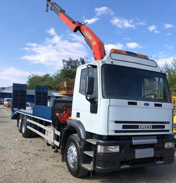 Immagine n. 2 - 21#5085 Autocarro Iveco Eurotech