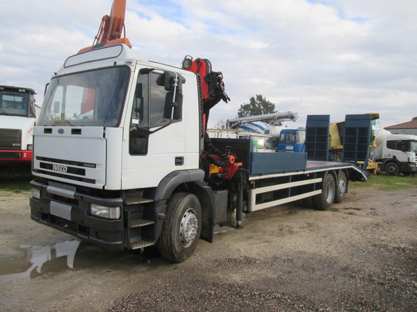 Immagine n. 3 - 21#5085 Autocarro Iveco Eurotech