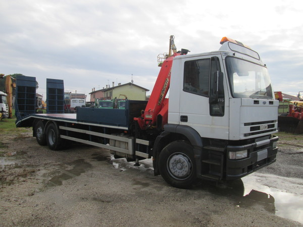 Immagine n. 8 - 21#5085 Autocarro Iveco Eurotech