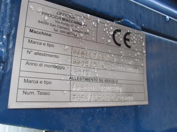 Immagine n. 21 - 22#5085 Autocarro Iveco Eurocargo