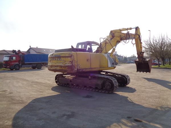 Immagine n. 7 - 25#5085 Escavatore cingolato New Holland