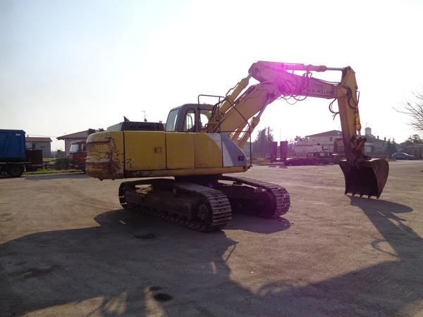 Immagine n. 8 - 25#5085 Escavatore cingolato New Holland