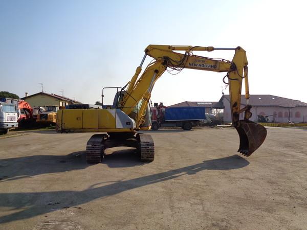 Immagine n. 9 - 25#5085 Escavatore cingolato New Holland