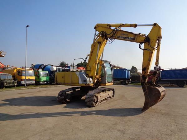 Immagine n. 10 - 25#5085 Escavatore cingolato New Holland