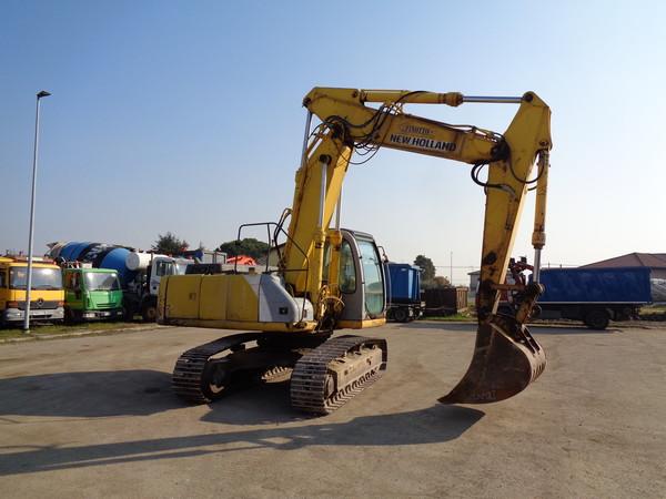 Immagine n. 11 - 25#5085 Escavatore cingolato New Holland