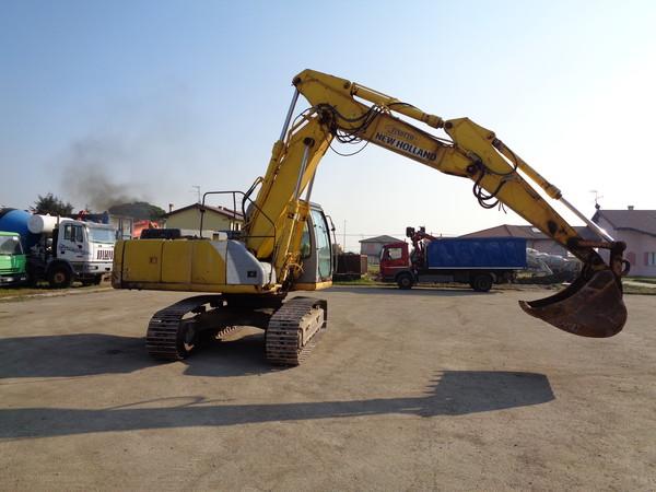 Immagine n. 12 - 25#5085 Escavatore cingolato New Holland