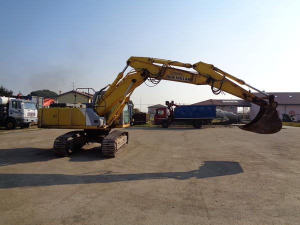 Immagine n. 13 - 25#5085 Escavatore cingolato New Holland