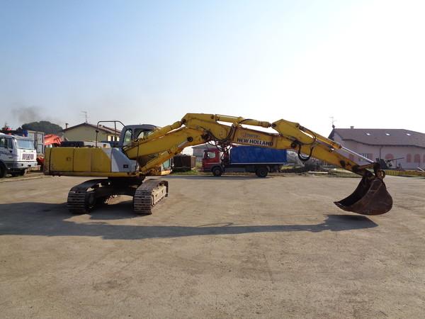 Immagine n. 14 - 25#5085 Escavatore cingolato New Holland