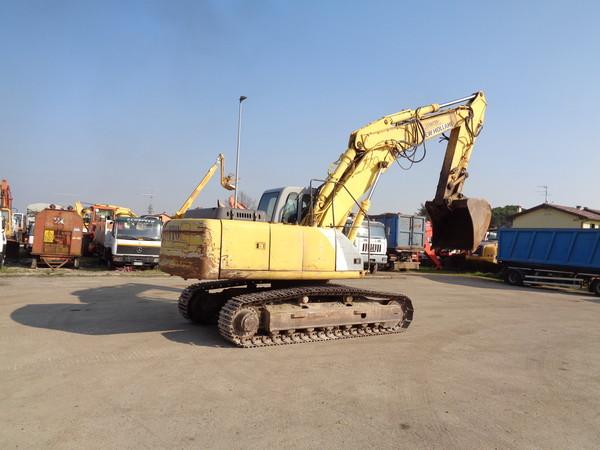 Immagine n. 15 - 25#5085 Escavatore cingolato New Holland