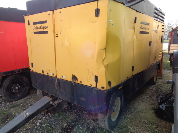 33#5085 Motocompressore Atlas Copco