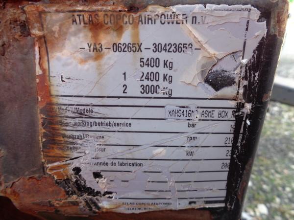 Immagine n. 3 - 33#5085 Motocompressore Atlas Copco