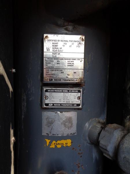 Immagine n. 11 - 33#5085 Motocompressore Atlas Copco