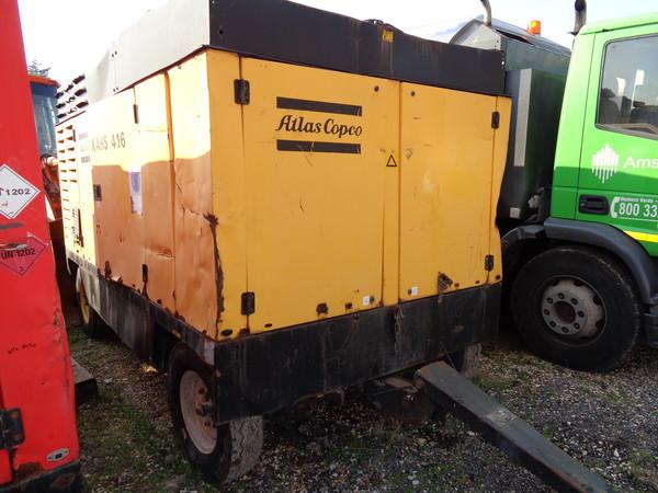 Immagine n. 15 - 33#5085 Motocompressore Atlas Copco