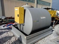Astra concrete mixers and Cat excavator - Lot 0 (Auction 5091)