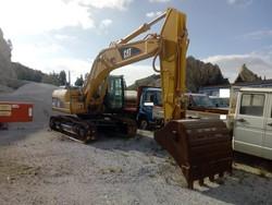CAT excavator - Lot 10 (Auction 5091)