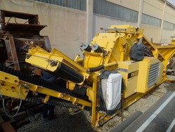 Mobile crushing plant - Lot 11 (Auction 5091)