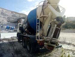 Fiat Iveco Magirus concrete mixer truck - Lote 2 (Subasta 5091)