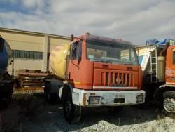 Astra concrete mixer truck - Lote 3 (Subasta 5091)