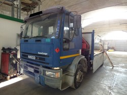 Iveco and Renault trucks - Lot 0 (Auction 5092)