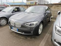 BMW 118D car - Lot 1 (Auction 5094)
