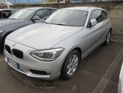 BMW 114I car - Lot 2 (Auction 5094)
