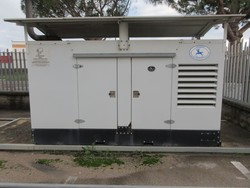 Stamegna generator set - Lot 6 (Auction 5094)