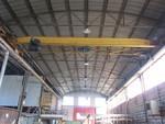 R  Carnevale overhead traveling crane - Lot 11 (Auction 5095)