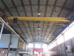 R  Carnevale overhead traveling crane - Lot 11 (Auction 5095)