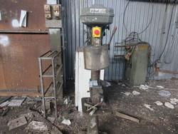 Bimak column drill and Thomas cutting off machine - Lot 12 (Auction 5095)
